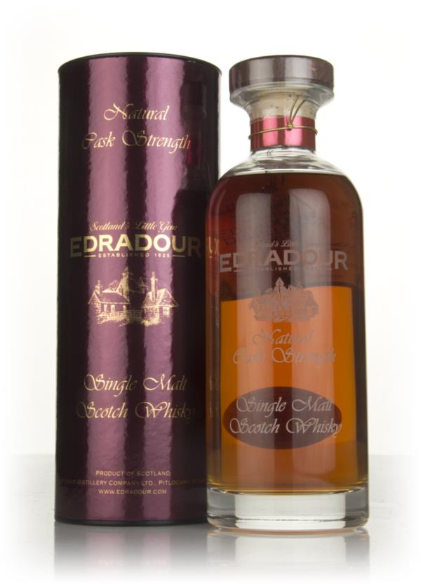 Edradour 14 Year Old 2002 (cask 1413) Natural Cask Strength - Ibisco D Single Malt Whisky
