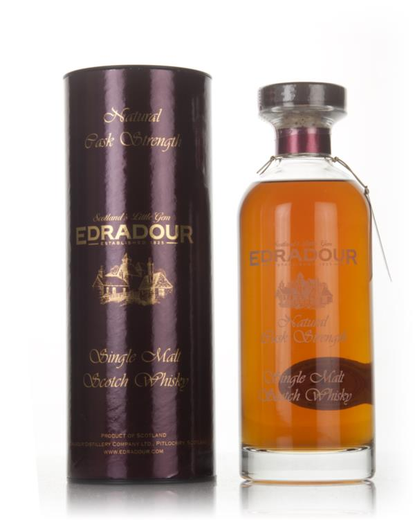 Edradour 14 Year Old 2002 (cask 1419) Natural Cask Strength - Ibisco D Single Malt Whisky