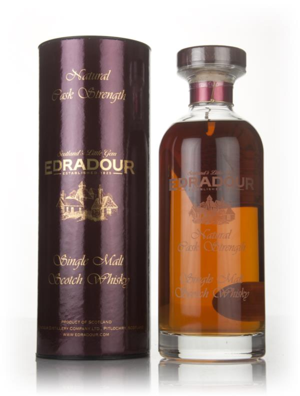 Edradour 14 Year Old 2002 (cask 1420) Natural Cask Strength - Ibisco D Single Malt Whisky