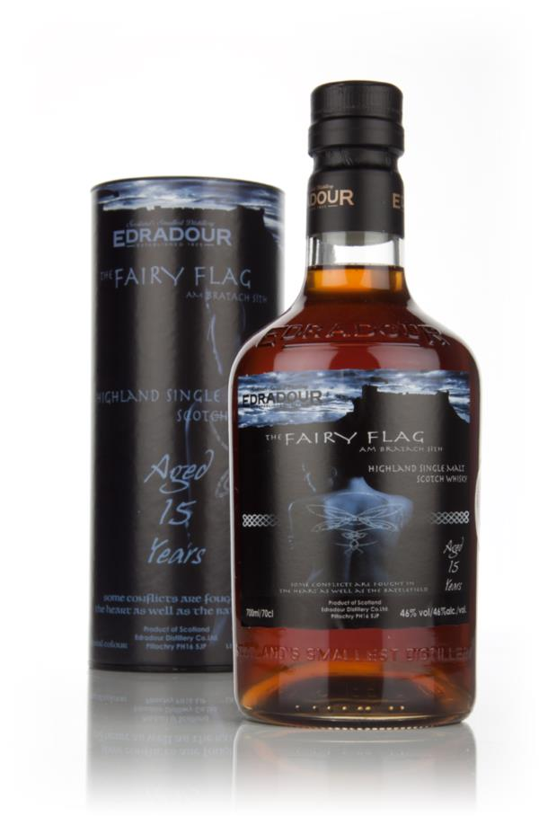 Edradour 15 Year Old - The Fairy Flag Single Malt Whisky