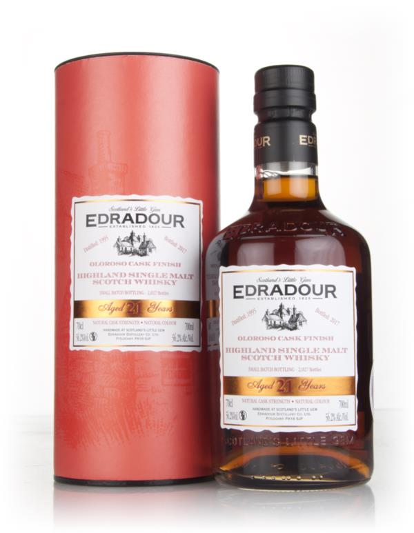 Edradour 21 Year Old 1995 - Oloroso Cask Finish Single Malt Whisky