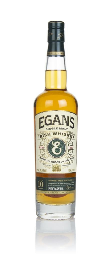 Egans 10 Year Old Single Malt Single Malt Whiskey