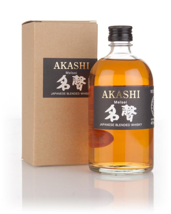 White Oak Akashi Meisei 3cl Sample Blended Whisky