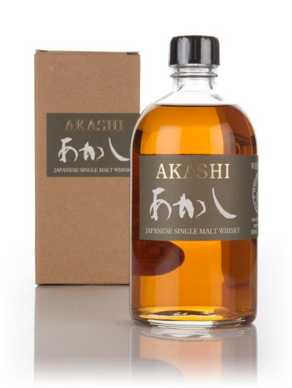 White Oak Akashi Single Malt 3cl Sample Single Malt Whisky