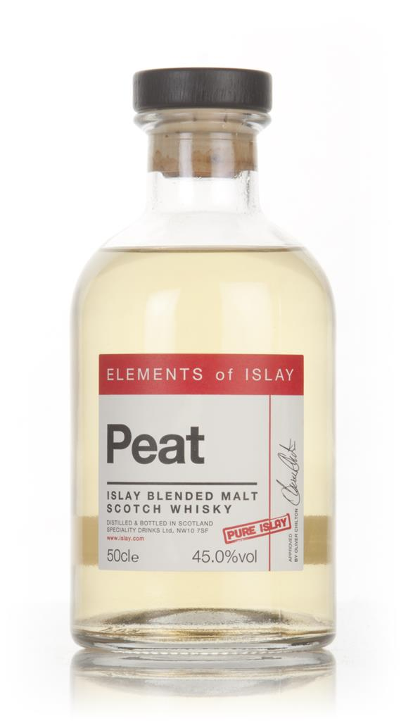 Peat (Pure Islay) - Elements Of Islay 3cl Sample Blended Malt Whisky