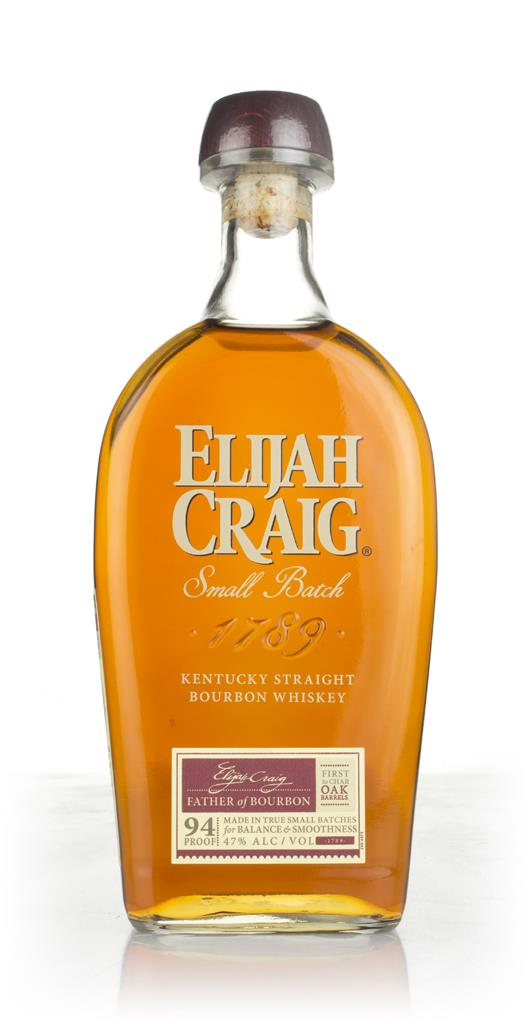 Elijah Craig Small Batch Bourbon Whiskey