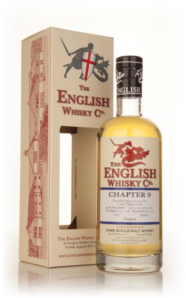 English Whisky Co. Chapter 9 Single Malt Whisky
