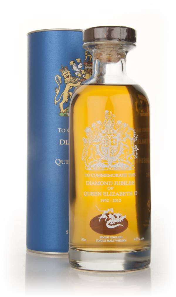 English Whisky Company Jubilee Decanter Single Malt Whisky