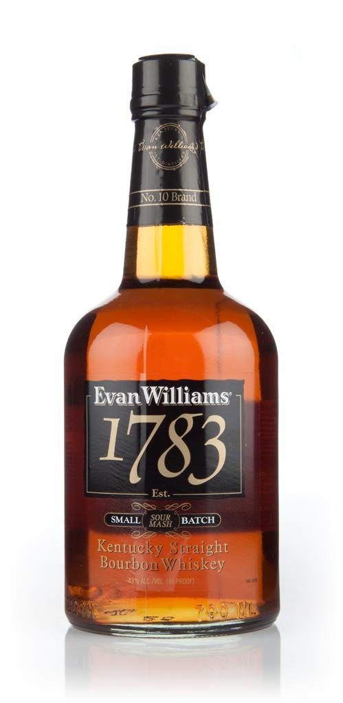 Evan Williams 1783 Bourbon Whiskey