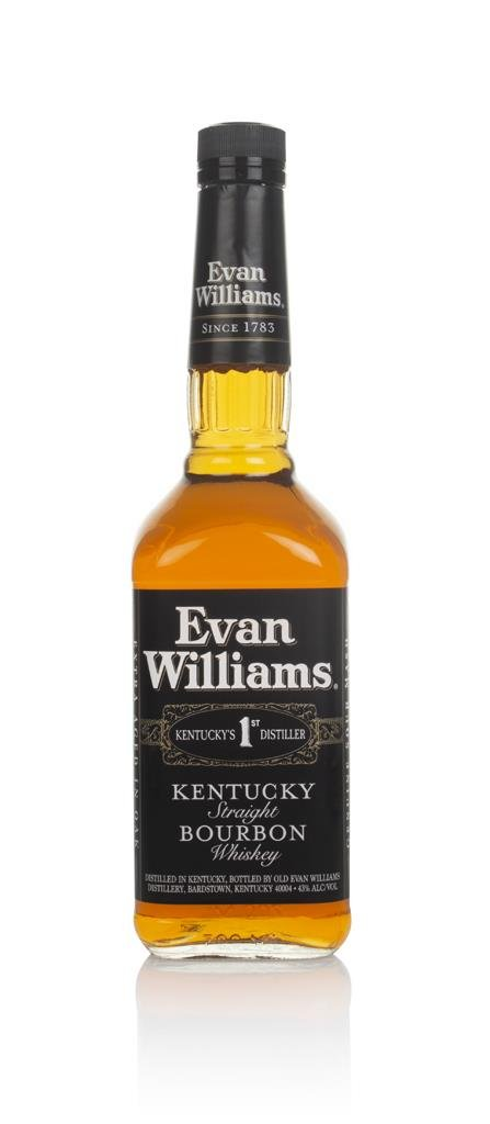 Evan Williams Extra Aged Bourbon Whiskey