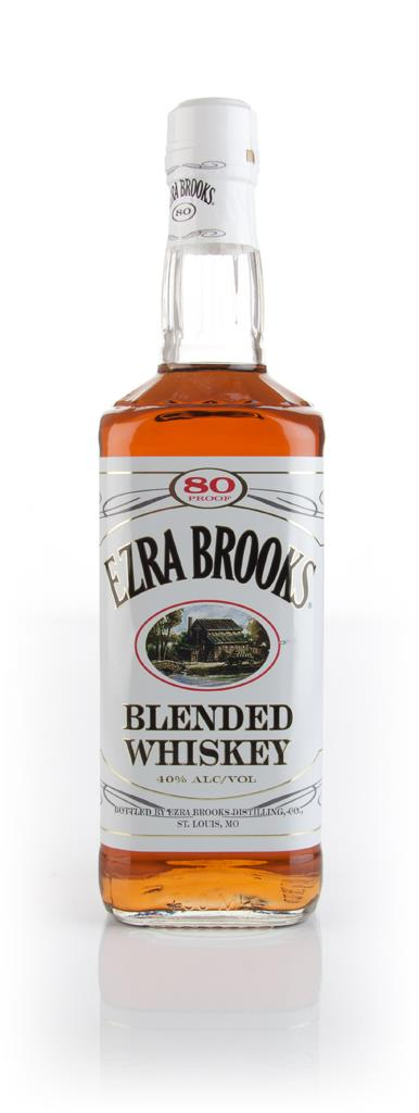 Ezra Brooks White Label Blended Blended Whiskey