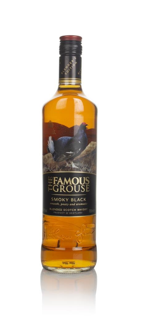Famous Grouse Smoky Black Blended Whisky