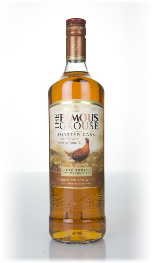 Famous Grouse Toasted Cask Finish (1L) Blended Whisky