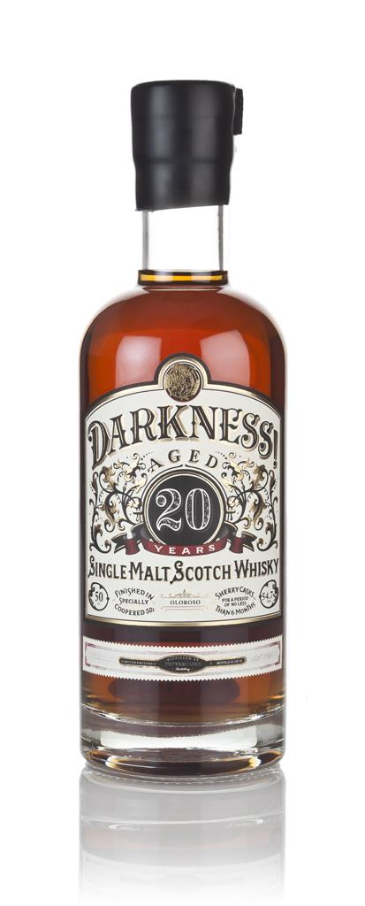 Darkness! Fettercairn 20 Year Old Oloroso Cask Finish 3cl Sample Single Malt Whisky