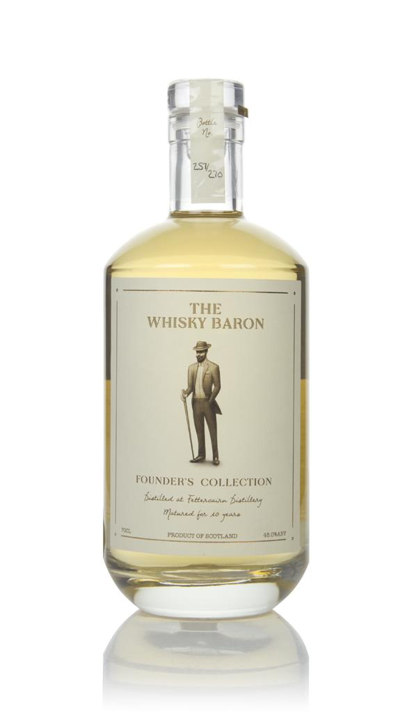 Fettercairn 10 Year Old - Founder's Collection (The Whisky Baron) Single Malt Whisky