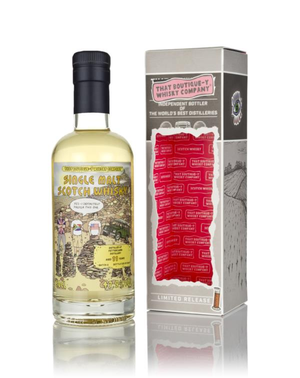 Fettercairn 11 Year Old (That Boutique-y Whisky Company) Single Malt Whisky