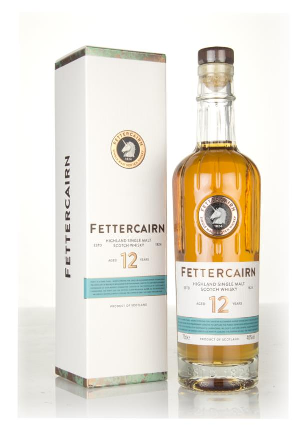 Fettercairn 12 Year Old Single Malt Whisky