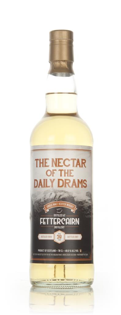 Fettercairn 28 Year Old 1988 - The Nectar of the Daily Drams Single Malt Whisky