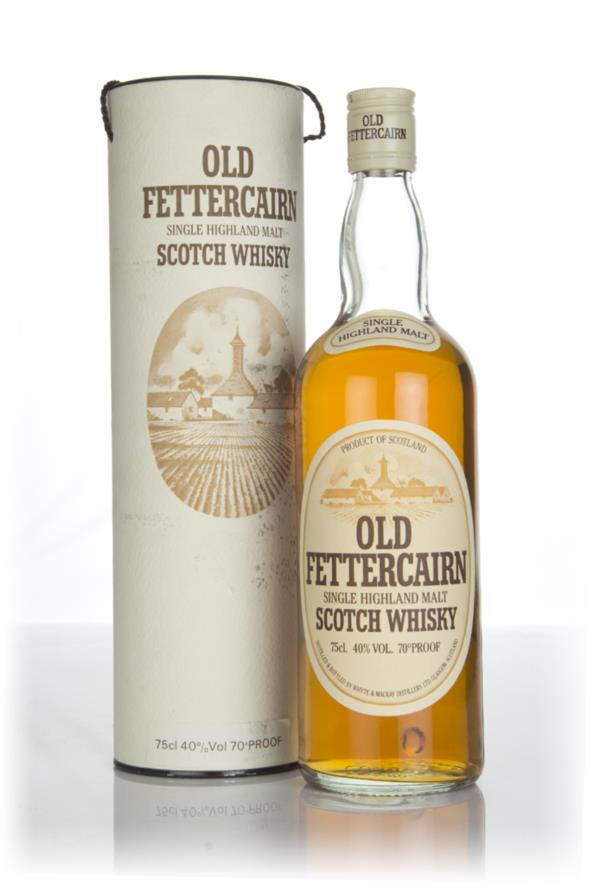 Old Fettercairn - 1980s Single Malt Whisky