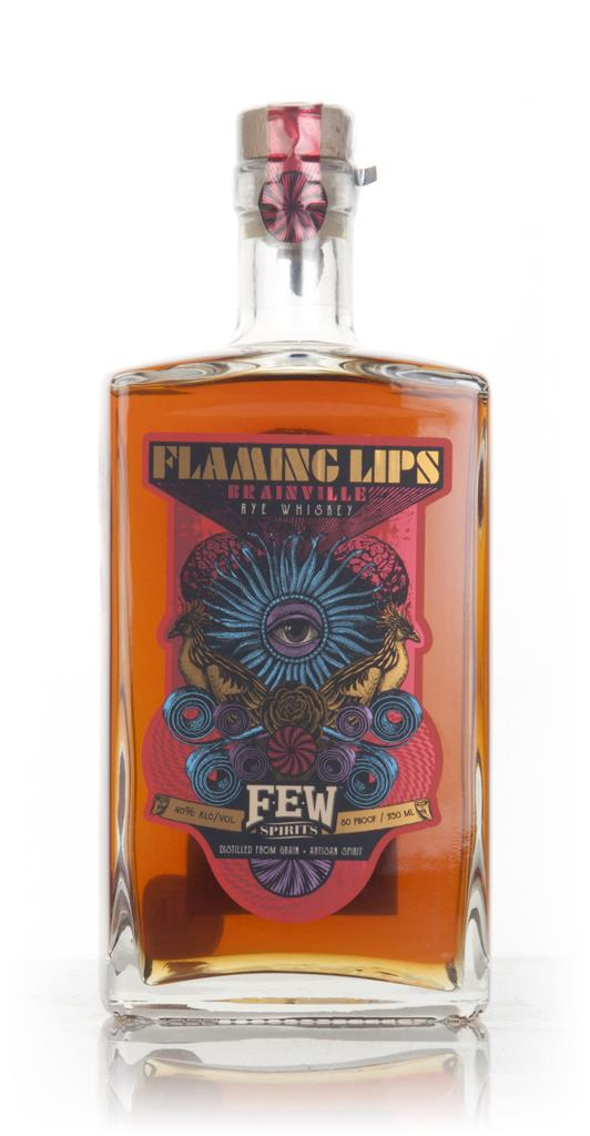 FEW & The Flaming Lips Brainville Rye Whiskey 3cl Sample Rye Whiskey