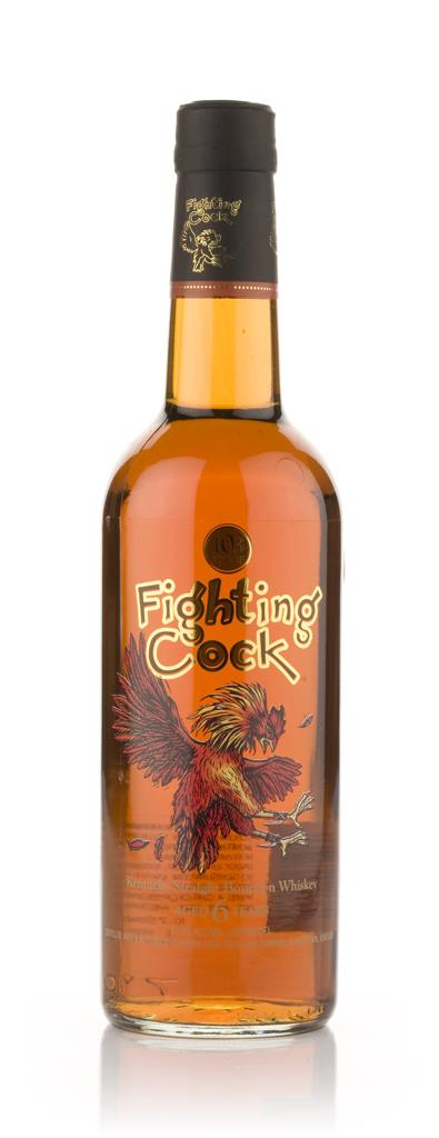 Fighting Cock 6 Year Old 3cl Sample Bourbon Whiskey