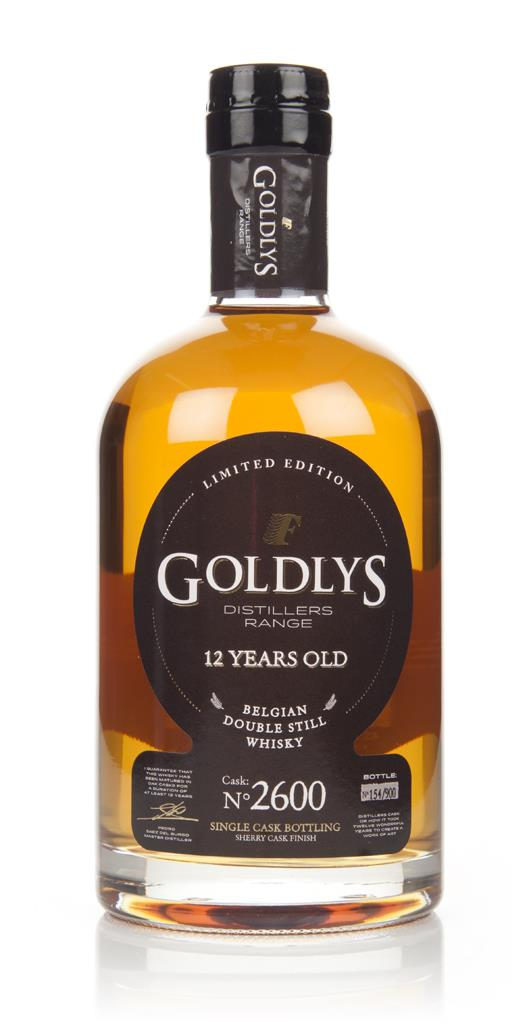 Goldlys 12 Year Old (cask 2600) - Distillers Range Grain Whisky