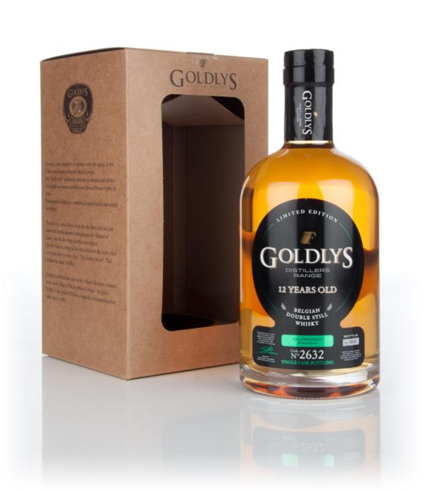 Goldlys 12 Year Old Oloroso Cask Finish (cask 2632) - Distillers Range Grain Whisky