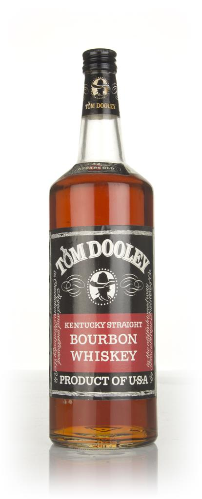 Tom Dooley 6 Year Old (1L) - 1970s Bourbon Whiskey