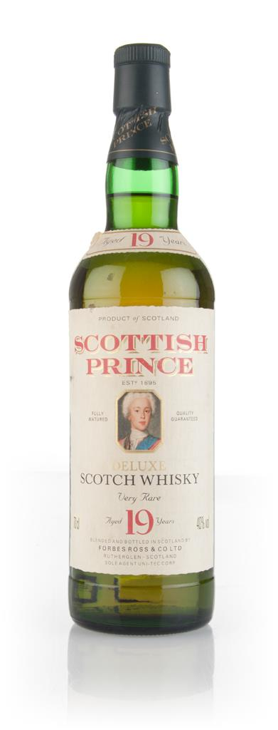 Scottish Prince 19 Year Old - 1980s Blended Whisky