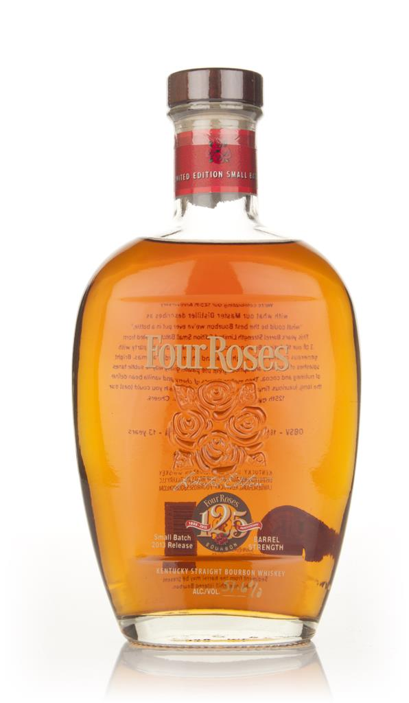 Four Roses Small Batch Bourbon - Barrel Strength 2013 (125th Anniversa Bourbon Whiskey