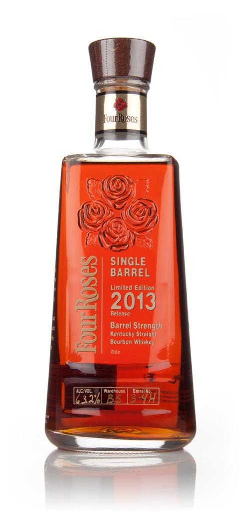 Four Roses Limited Edition Single Barrel - 2013 (63.2%) Bourbon Whiskey