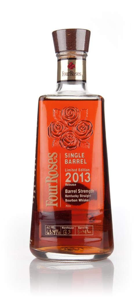Four Roses Limited Edition Single Barrel - 2013 (63.4%) Bourbon Whiskey