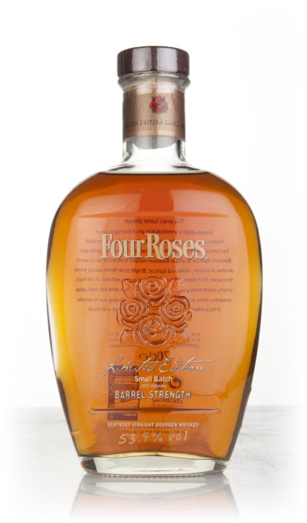 Four Roses Small Batch - Barrel Strength 2017 Bourbon Whiskey