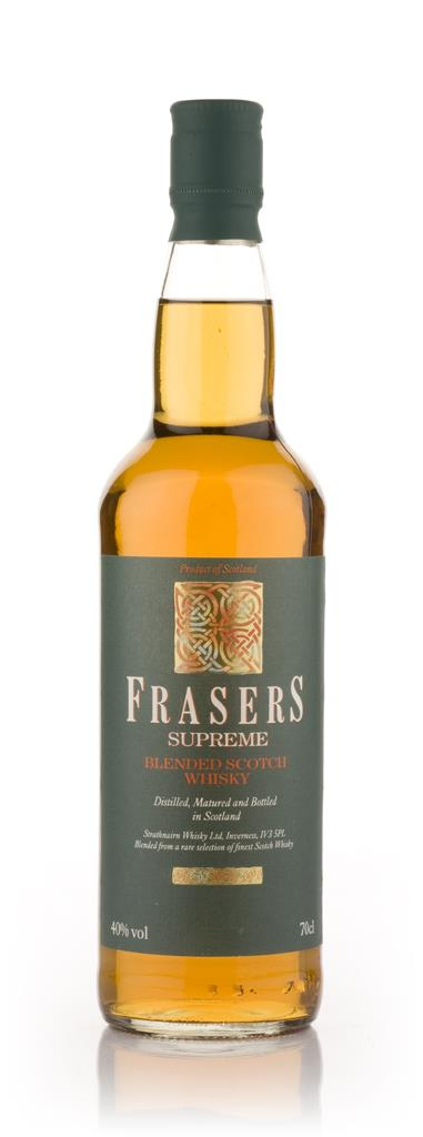 Frasers Supreme Blended (Gordon & MacPhail) Blended Whisky