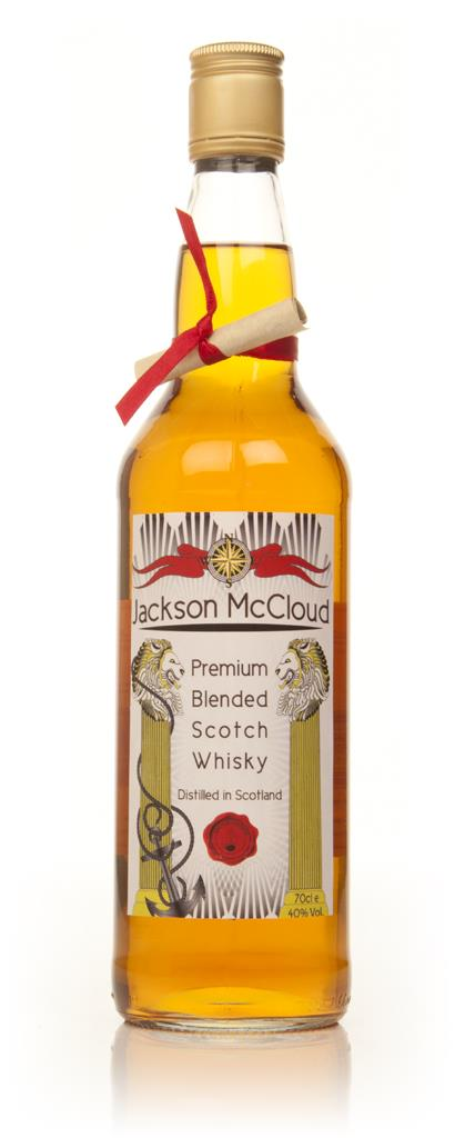 Jackson McCloud Premium Blended Scotch Blended Whisky