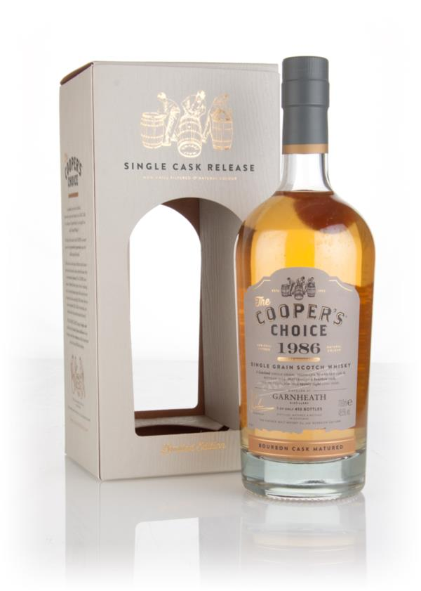 Garnheath 28 Year Old 1986 (cask 22156) - The Coopers Choice (The Vin Grain Whisky 3cl Sample