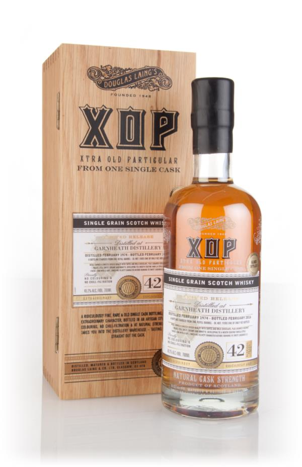 Garnheath 42 Year Old 1974 (cask 11093) - Xtra Old Particular (Douglas Grain Whisky 3cl Sample