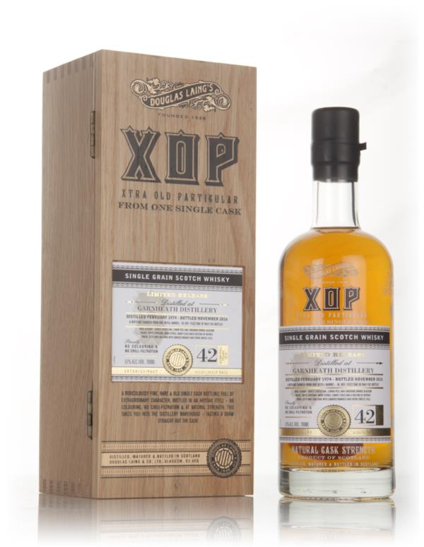 Garnheath 42 Year Old 1974 (cask 11522) - Xtra Old Particular (Douglas Grain Whisky