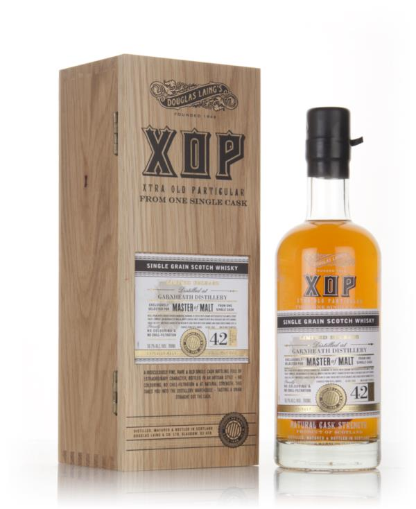 Garnheath 42 Year Old (cask 11524) - Xtra Old Particular (Douglas Lain Grain Whisky 3cl Sample