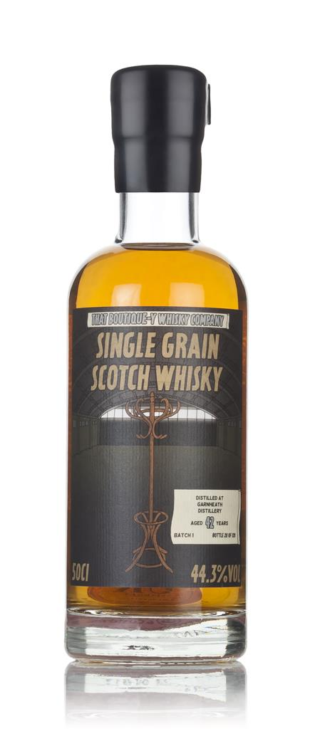 Garnheath 42 Year Old (That Boutique-y Whisky Company) 3cl Sample Grain Whisky