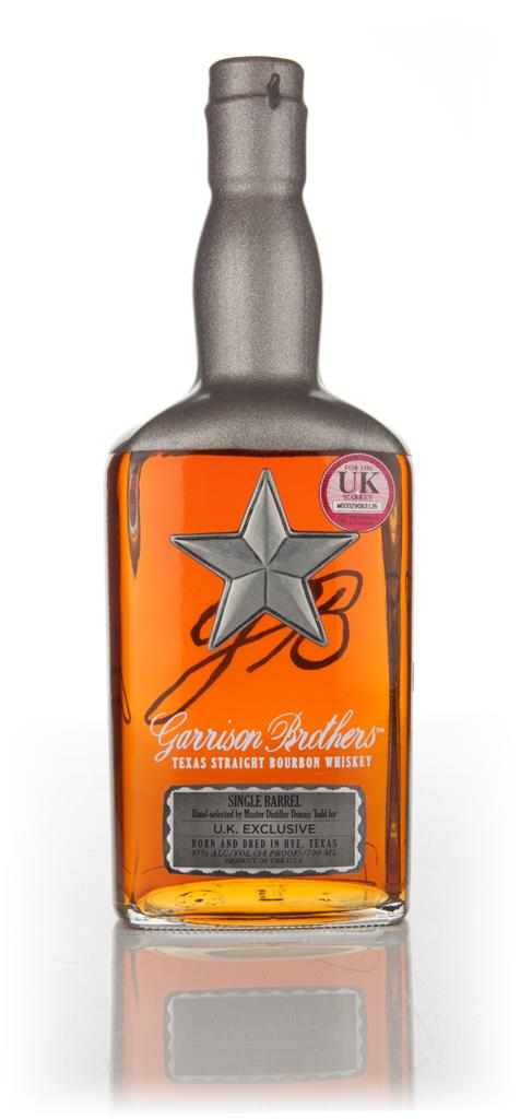 Garrison Brothers Texas Single Barrel Bourbon Whiskey