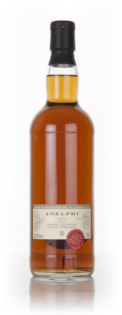 Glen Garioch 21 Year Old 1993 (cask 776) (Adelphi) 3cl Sample Single Malt Whisky