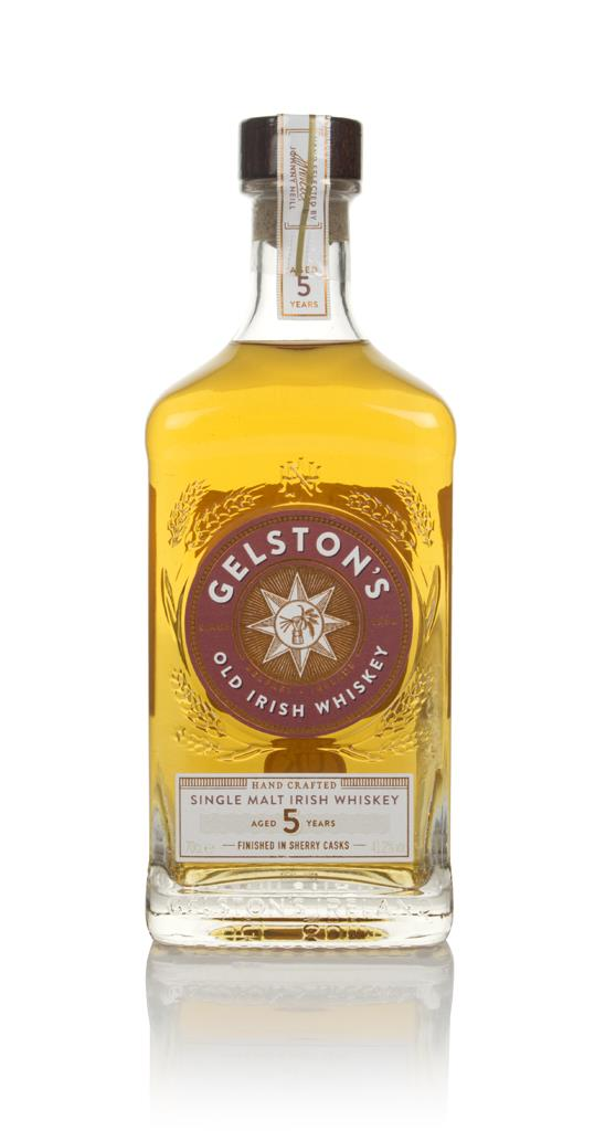 Gelstons 5 Year Old Single Malt Whiskey