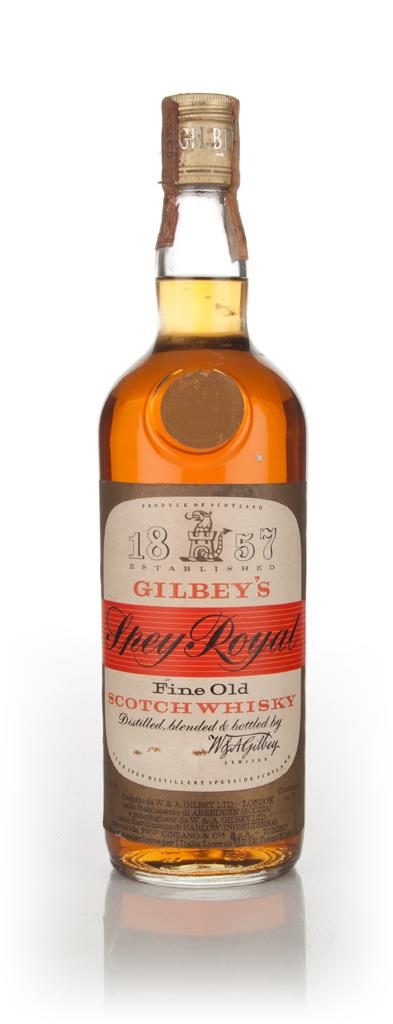 Gilbeys Spey Royal - 1970s Blended Whisky