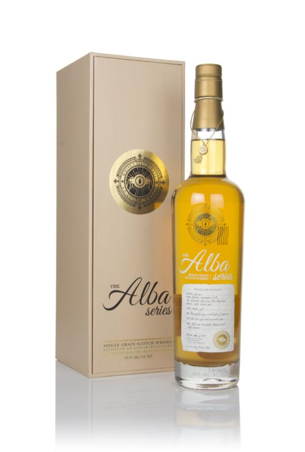 Girvan 1989 (bottled 2019) (cask 167849) - The Alba Series (Whisky Ill Grain Whisky