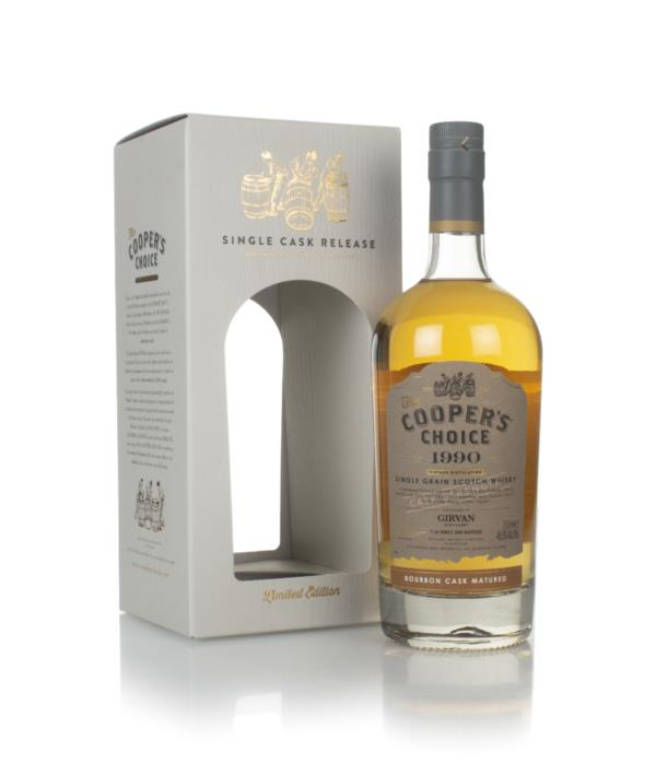 Girvan 30 Year Old 1990 (cask 169111) - The Cooper's Choice (The Vinta Grain Whisky