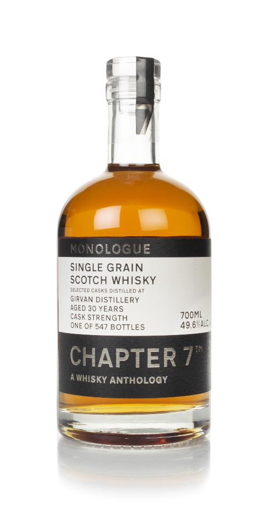 Girvan 30 Year Old 1991 (casks 54689 & 54696) - Monologue (Chapter 7) Grain Whisky