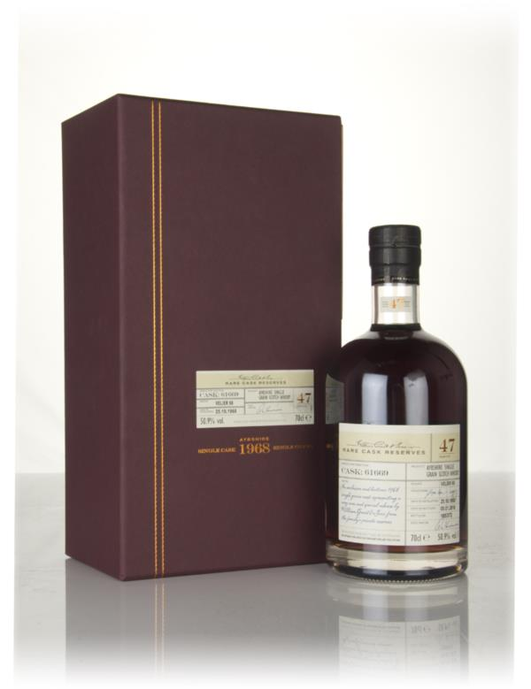Girvan 47 Year Old 1968 - Rare Cask Reserves (William Grant) Grain Whisky