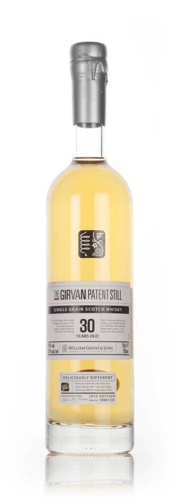 The Girvan Patent Still 30 Year Old 3cl Sample Grain Whisky