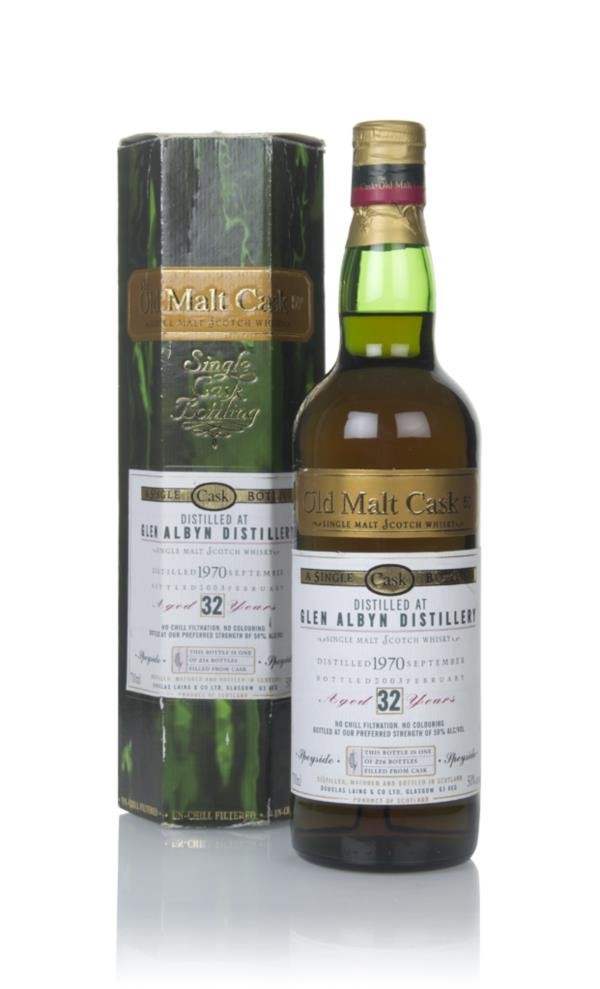 Glen Albyn 32 Year Old 1970 - Old Malt Cask (Douglas Laing) Single Malt Whisky